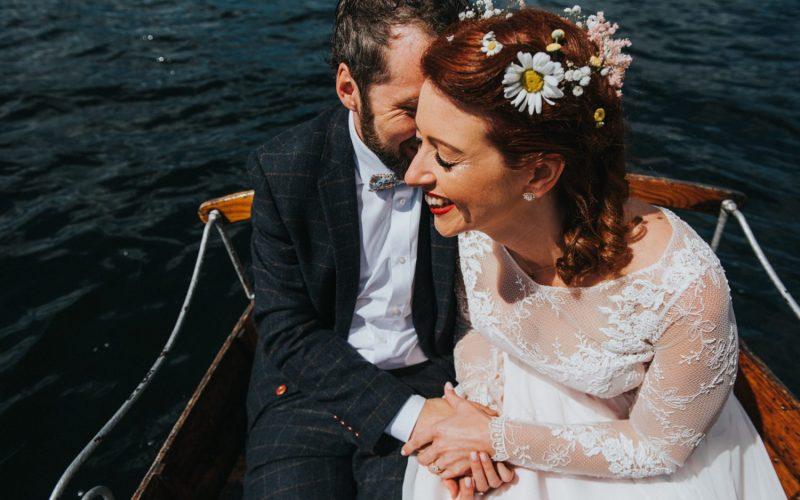Fun, creative, alternative wedding photography