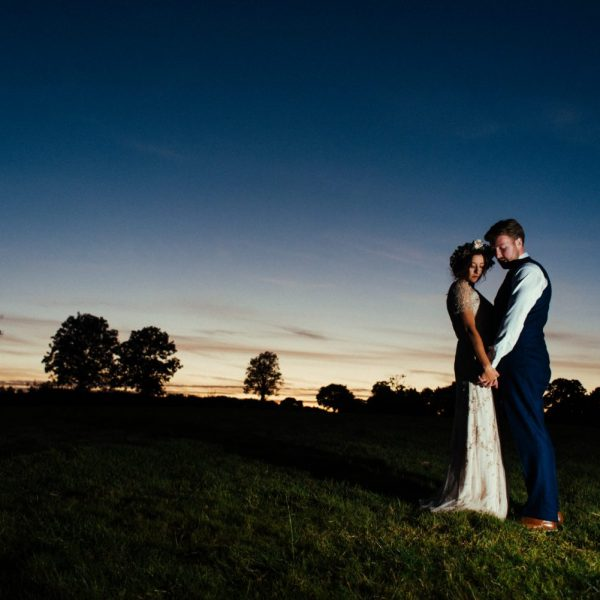 Relaxed Devonshire countryside wedding at Hayne Barn